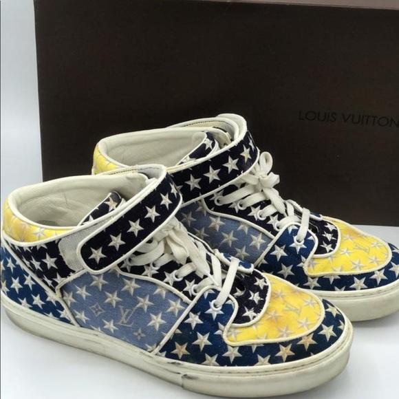 Louis Vuitton Mens Acapulco Sneakers